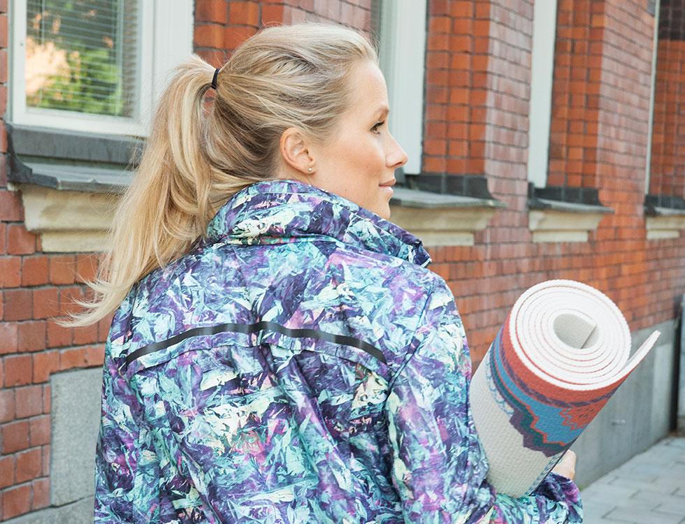Hur får man ihop egentid som nybliven mamma  - Anja Forsnor - Metro Mode bbaf32a7bd519