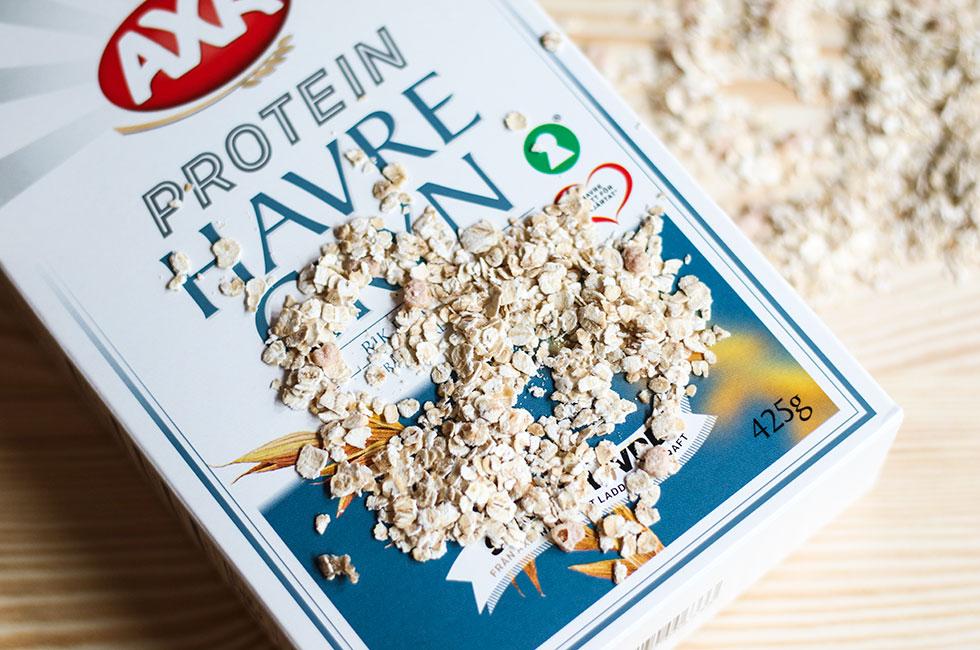 protein havregryn axa