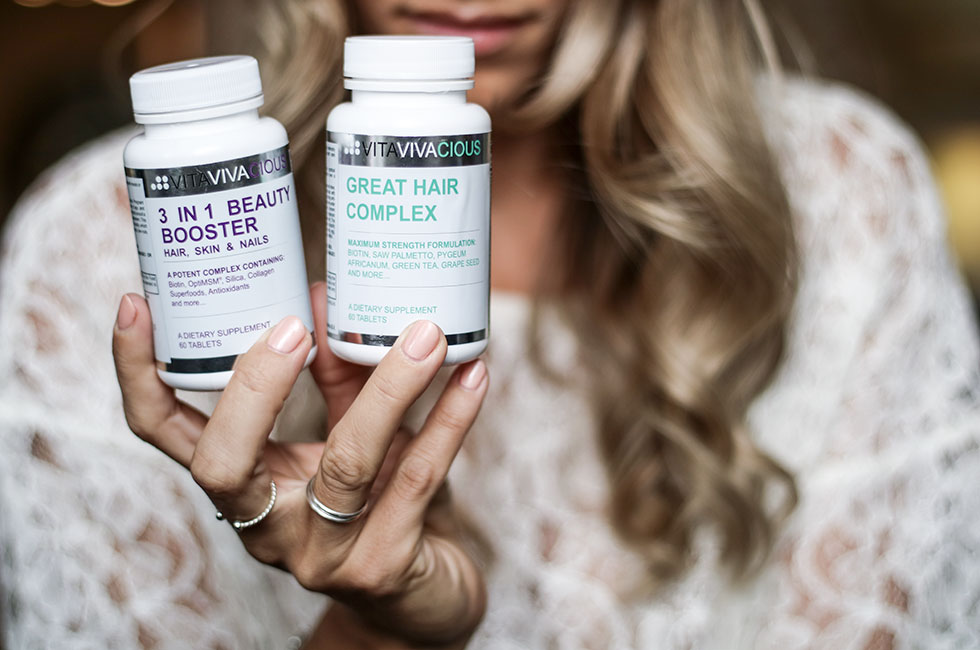 vitaminer för håret bäst i test