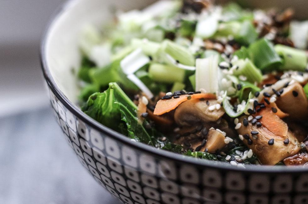 grönkål recept vegetarisk